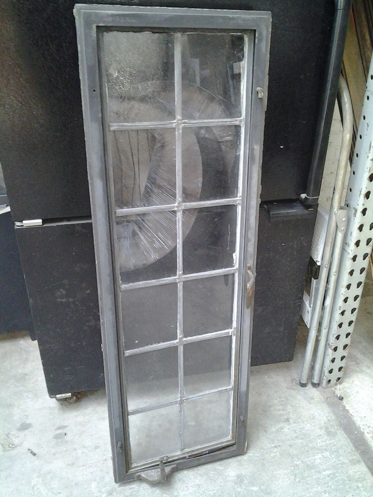 Casement window 12 pane 48 black dog salvage for 12 x 48 window