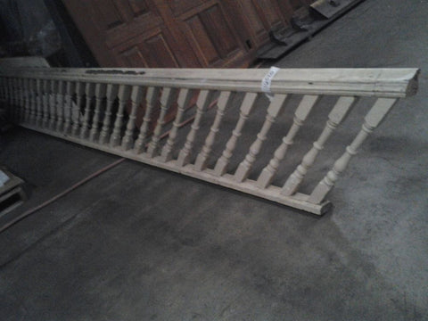 Interior Balustrade, 16'