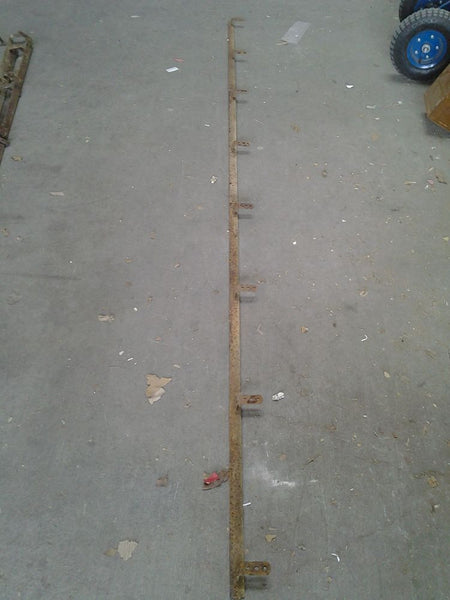Antique Barn Door Track Hardware, 6'
