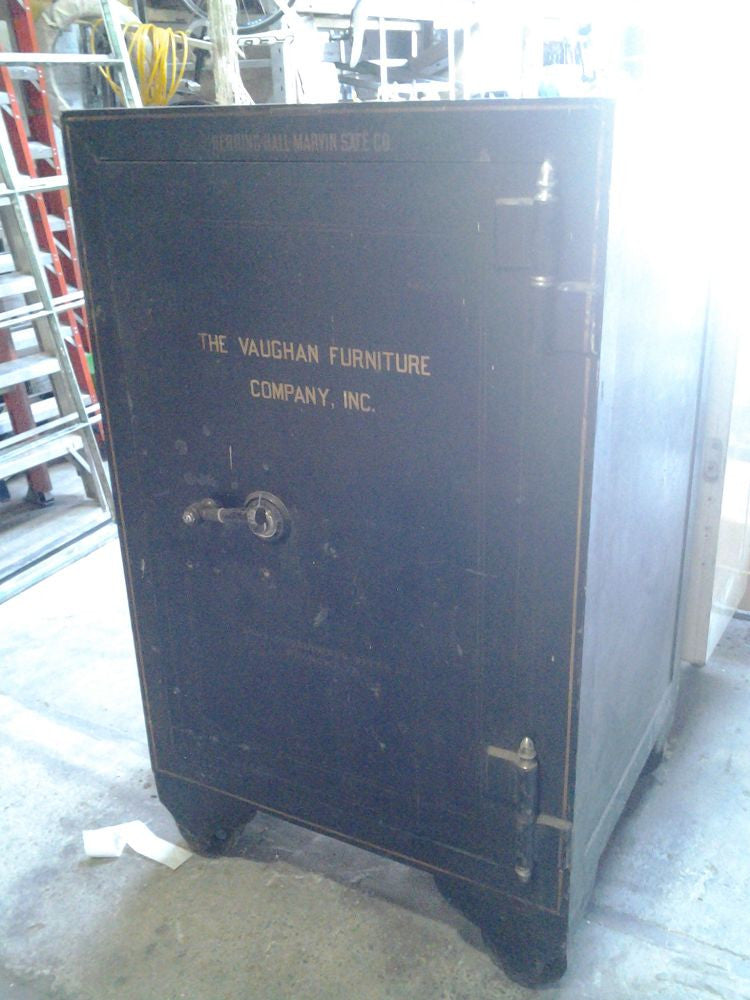 Antique Safe by Herring-Hall Marvin Company