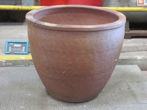 Planter, Large, Unglazed #8857
