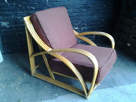 Heywood-Wakefield, Lounge Chair
