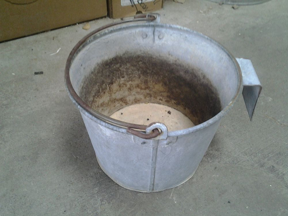 Calf Feeding Bucket