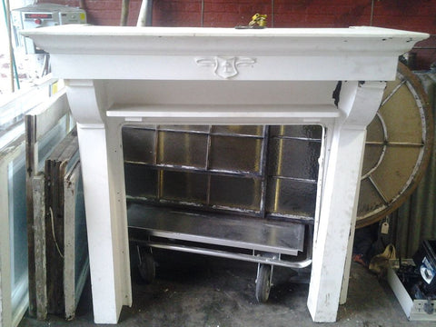 Fireplace Mantels - Black Dog Salvage