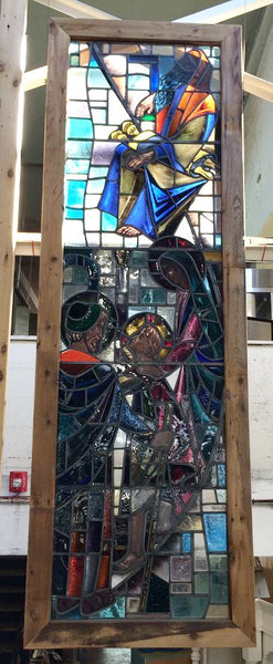 Stained Glass, Religious, #2827