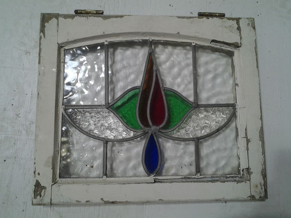 English Stained Glass, 20x16.75""