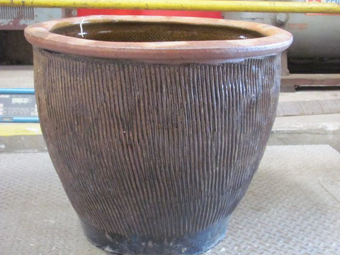 Rustic Potters Jar #8836