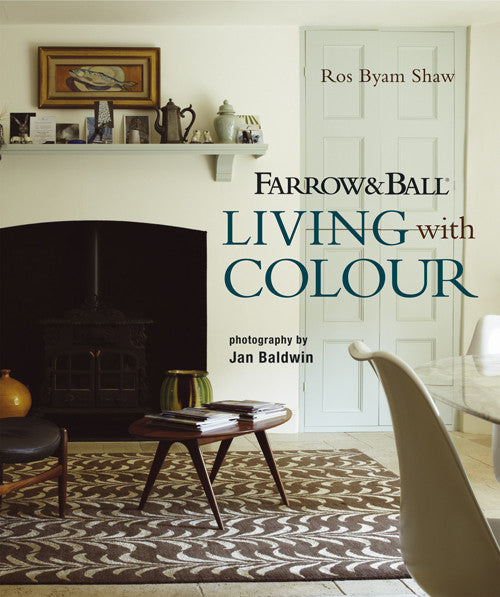 Book, Living With Colour