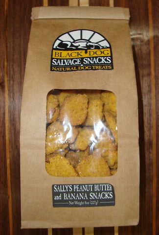 Salvage Snacks