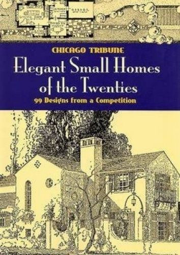 Book, Elegant Small Homes of the Twenties