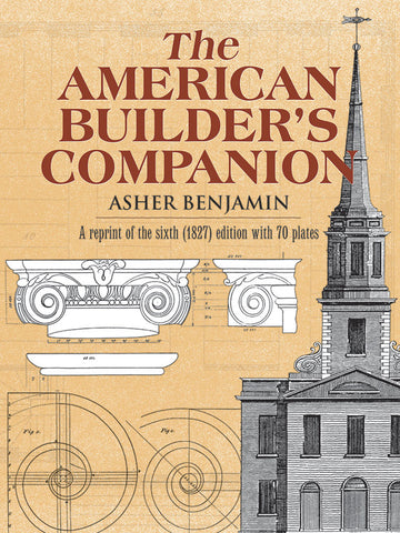 Book, American Builder's Companion
