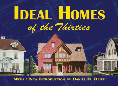 Book, Ideal Homes of the Thirties