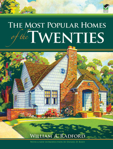 Book, The Most Popular Homes of the Twenties