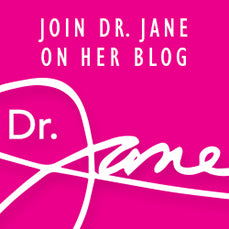 Join Dr. Jane on her blog