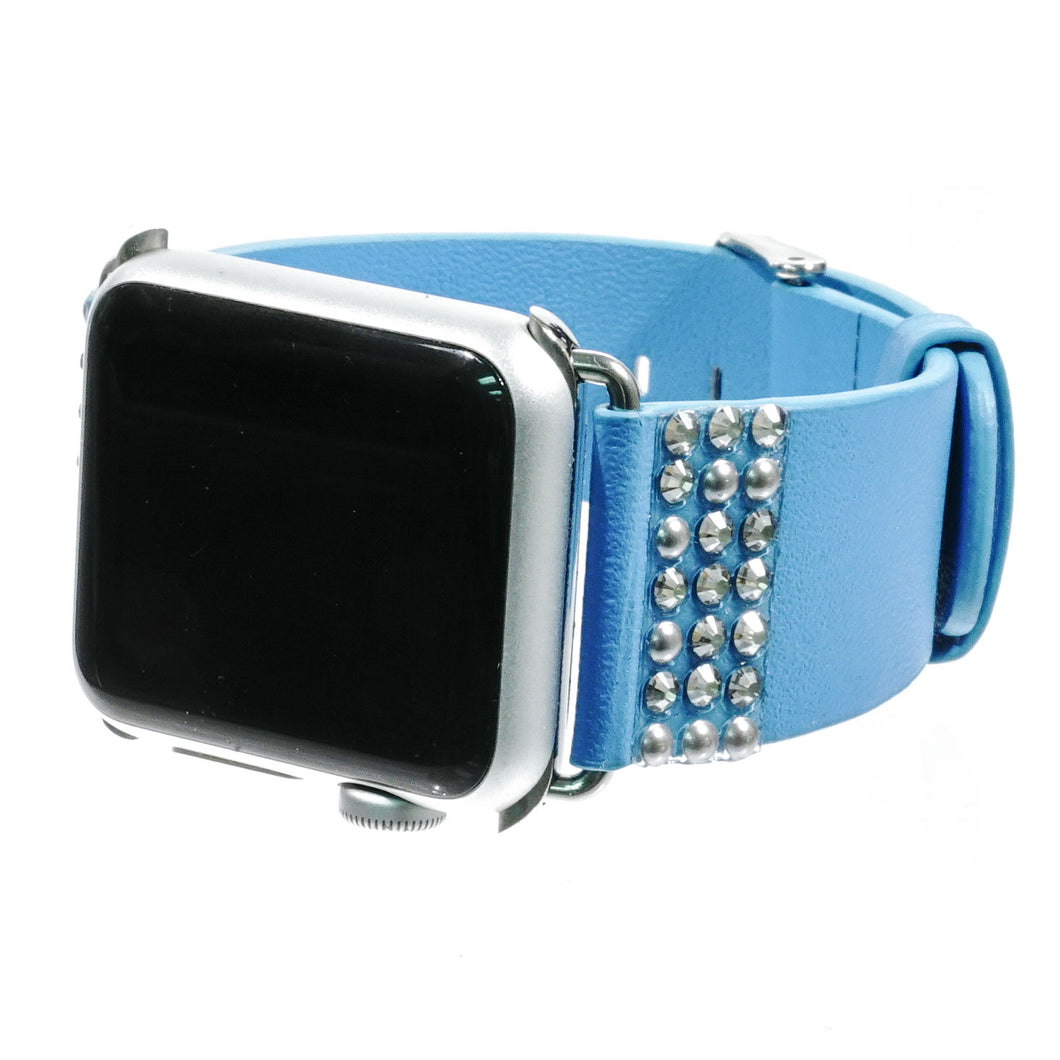 Apple Watch Replacement Band - Baby Blue