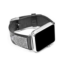 Load image into Gallery viewer, Apple Watch Replacement Band Featuring Swarovski Crystals