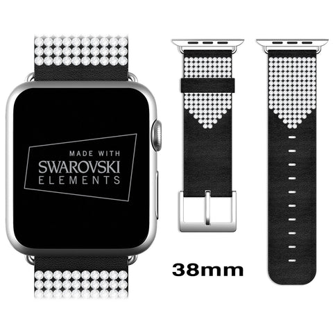 Design your own 38mm Shimmer Band for the Apple Watch