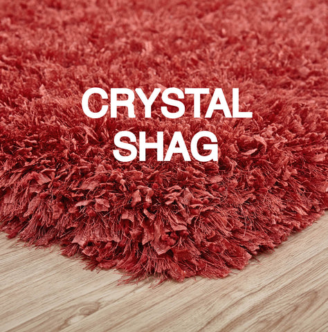 CRYSTAL SHAG COLLECTION