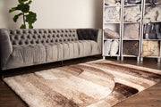 Sorrento 723 Shag Area Rug by Rug Factory Plus