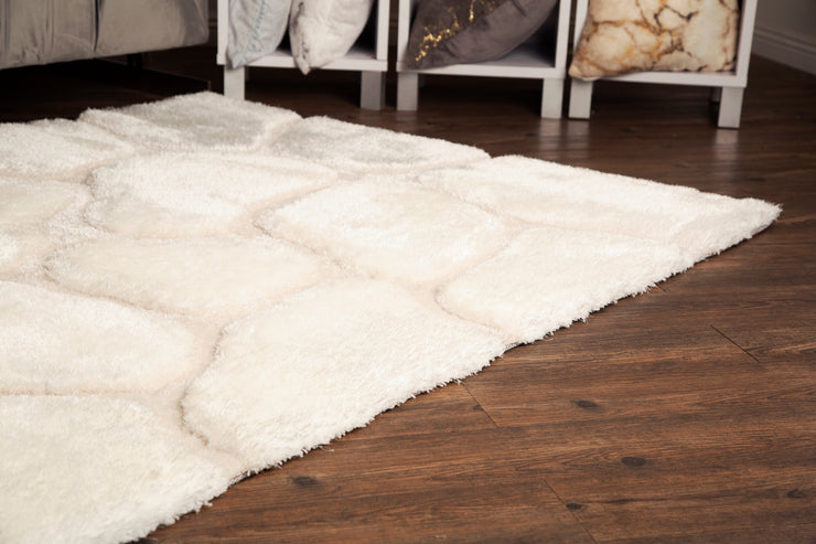 Rock Shag Area Rug by Rug Factory Plus