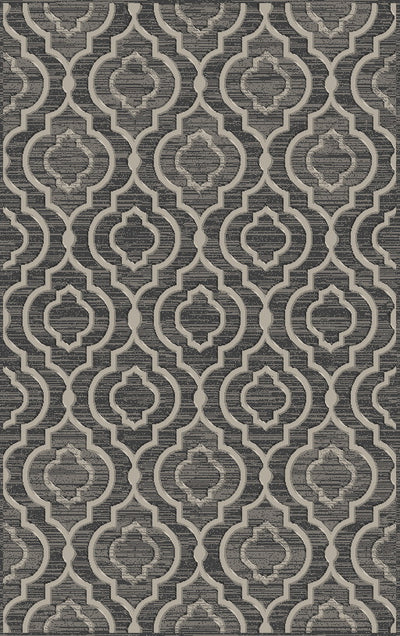 Durable Flat Weave No Shedding Lifestyle 697 Area Rug by Rug Factory Plus