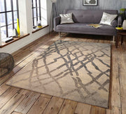 "Heavy Durable Plush Appx. 1"" Luxury Pile Alonzo AL 207 Area Rug by Rug Factory Plus - Rug Factory Plus"