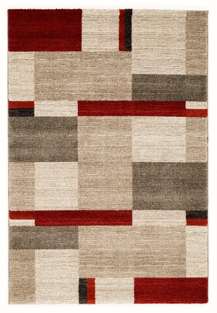 "Heavy Durable Plush Appx. 1"" Luxury Pile Alonzo AL 210 Area Rug by Rug Factory Plus - Rug Factory Plus"