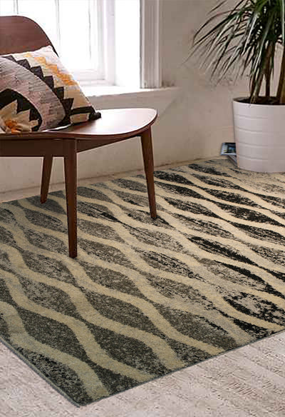 "Heavy Durable Plush Appx. 1"" Luxury Pile Alonzo AL 214 Area Rug by Rug Factory Plus - Rug Factory Plus"