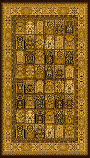 Persian Design 1 Million Point Heatset Monalisa A Area Rugs by Rug Factory Plus - Rug Factory Plus