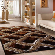 Designer Shag S.V.D. 75 Area Rug by Rug Factory Plus