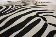 Real Leather Metallic Cowhide by Rug Factory Plus