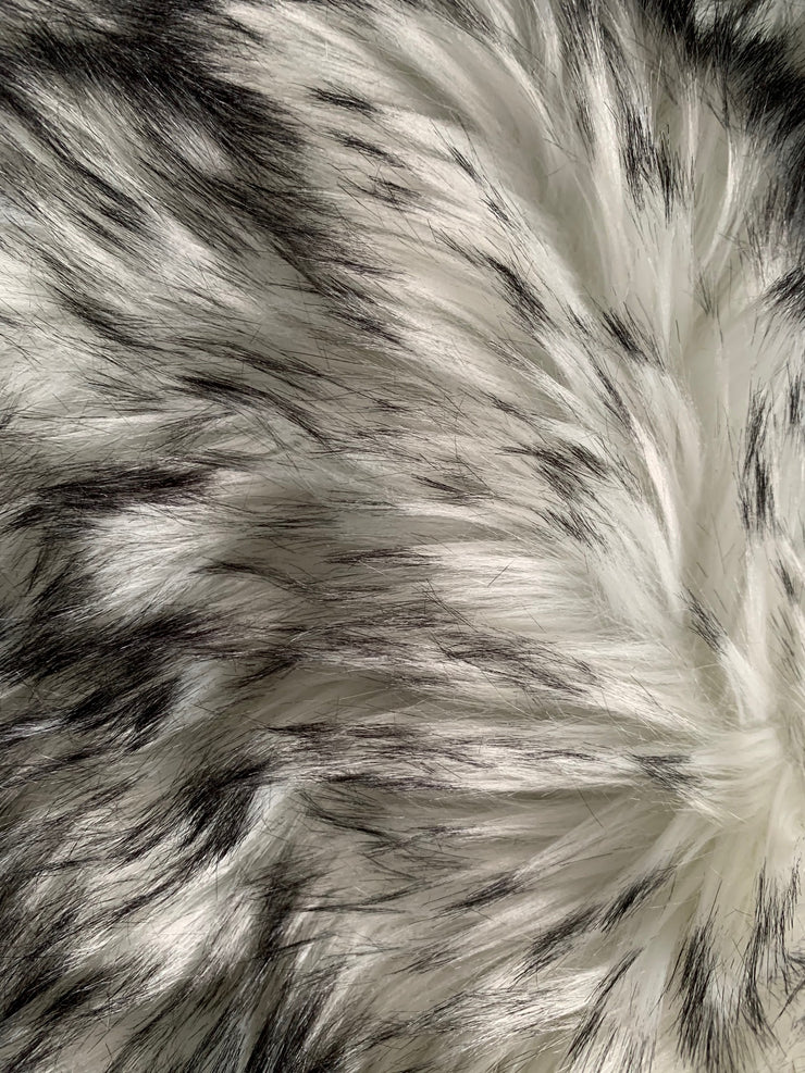 Modern Fox Faux Fur Luxury Soft Throw by Rug Factory Plus - Rug Factory Plus