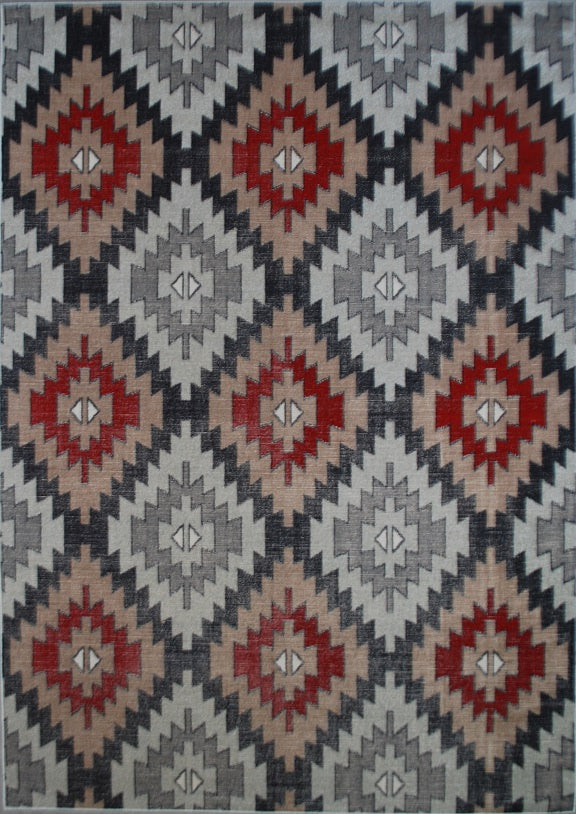 Kilim 506 Area Rug by Rug Factory Plus - Rug Factory Plus