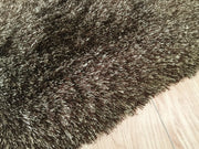 "Luxurious Hand Tufted Appx. 3"" High Pile Lurex Shag Area Rug by Rug Factory Plus - Rug Factory Plus"
