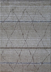 Velvet Soft Hand Tufted Modern Moro Shag 1200 Area Rug by Rug Factory Plus - Rug Factory Plus