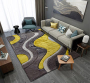 Hand Tufted Multi-textural Designer Shag S.V.D. 29 Area Rug by Rug Factory Plus - Rug Factory Plus