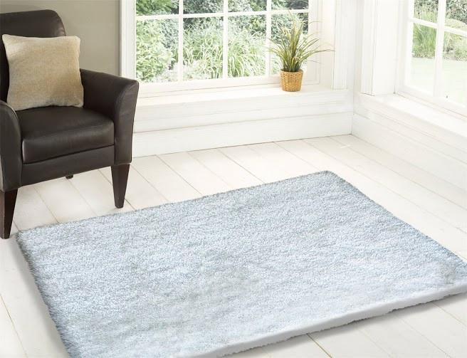 Durable Hand Tufted Multi-textural Solid Designer Shag S.V.S. Area Rug by Rug Factory Plus - Rug Factory Plus