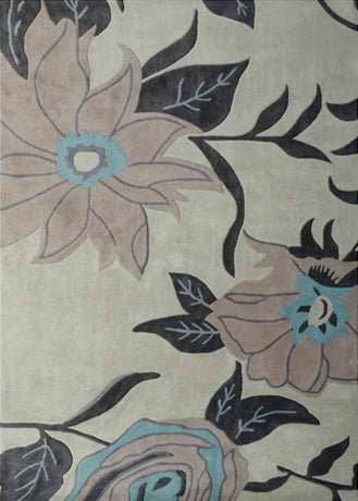 Durable Hand Tufted Transition TF32 Area Rug by Rug Factory Plus - Rug Factory Plus