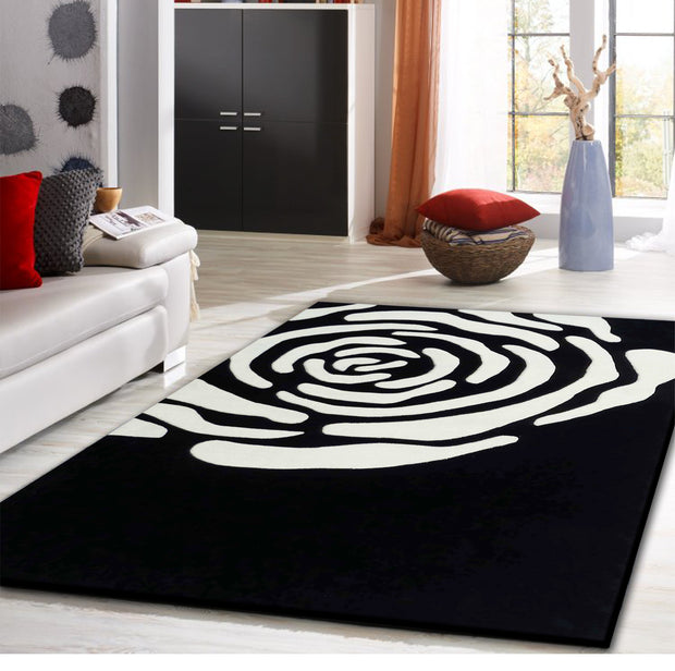 Durable Hand Tufted Transition TF6 Area Rug by Rug Factory Plus - Rug Factory Plus