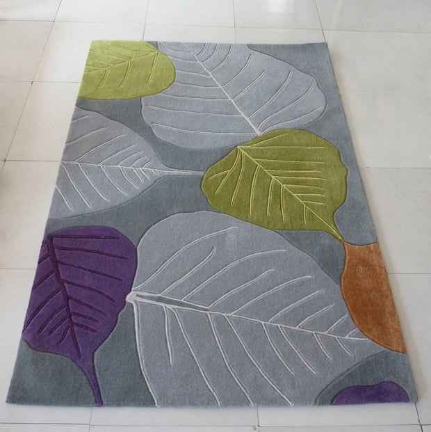 Durable Hand Tufted Transition TF2 Area Rug by Rug Factory Plus - Rug Factory Plus