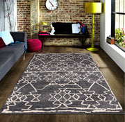 Power Loomed Soft Toile Design Tara 310 Area Rug by Rug Factory Plus - Rug Factory Plus