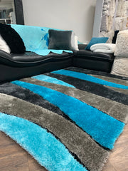 Living Shag 120 Area Rug by Rug Factory Plus