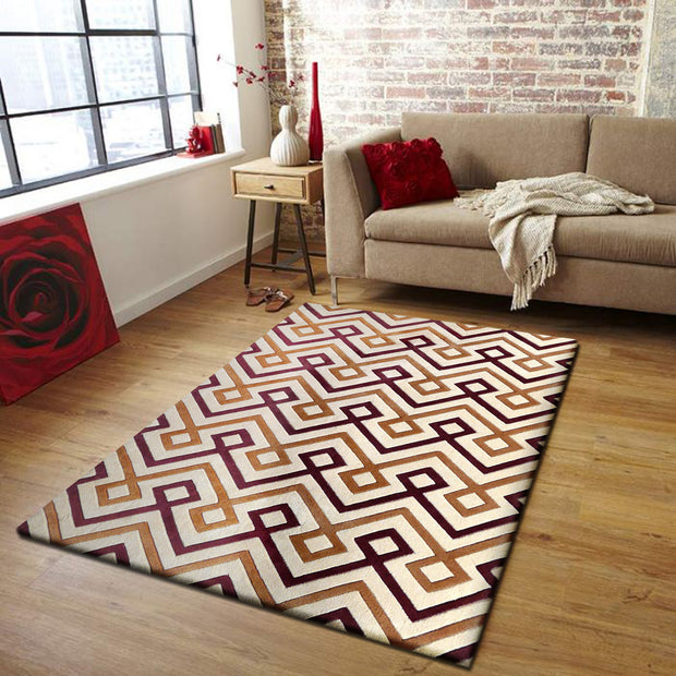 Durable Hand Tufted Transition TF31 Area Rug by Rug Factory Plus - Rug Factory Plus