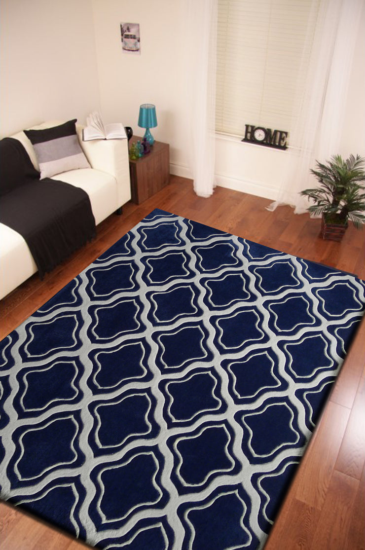 Durable Hand Tufted Transition TF34 Area Rug by Rug Factory Plus - Rug Factory Plus