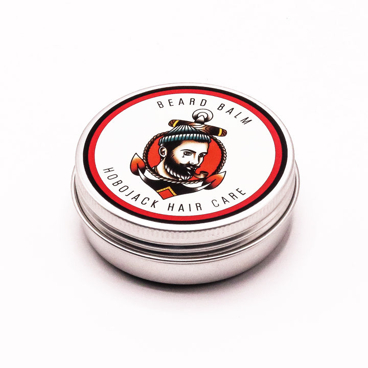 Beard Balm - 50ml (Large Pot) By Hobo Jack