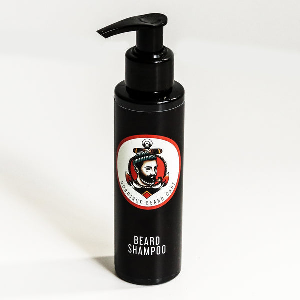 Beard Shampoo - 125ml By Hobo Jack