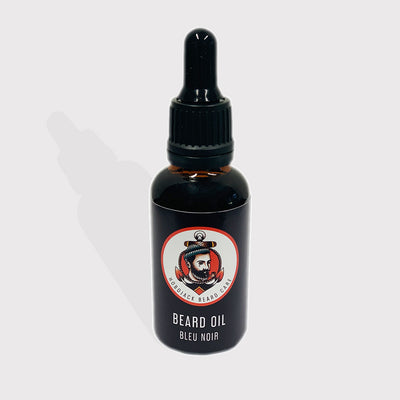 Beard Oil - Bleu Noir - 30ml By Hobo Jack