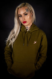 ECO OVR 1ST EDT MILITARY GREEN HOODY