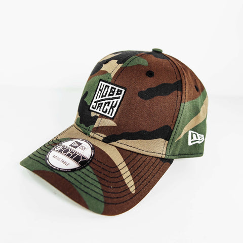 HOBO JACK x NEW ERA 9FORTY® CAP - CAMO