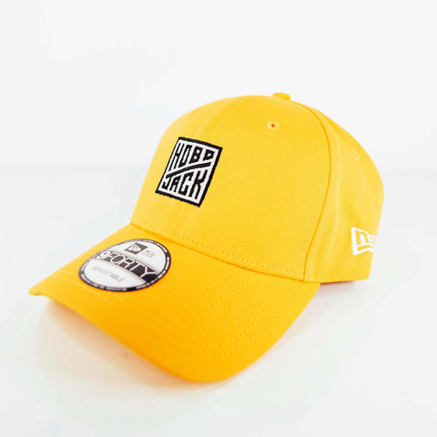 HOBO JACK x NEW ERA 9FORTY® CAP - YELLOW